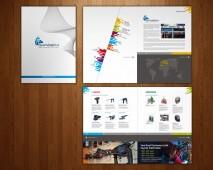 Girişim Katalog Tasarımı