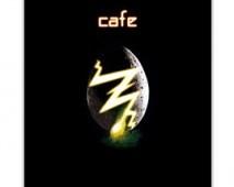 Z Cafe Afiş Tasarımı ve İllüstrasyon 2