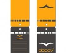 Dacov Etiket Tasarımı 2