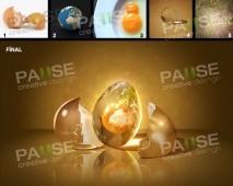 Yumurta Dünya Manipülasyon (Before - After)