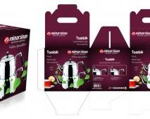 Tombik Çaydanlık Kutu Ambalaj Tasarımı 2