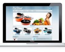 Porsteel Web Tasarımı - Amerika