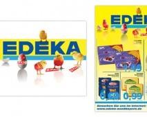 Edeka Insert Tasarımı 1 - Almanya