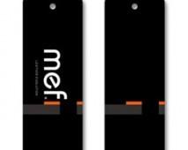 Mefi Deri Etiket Tasarımı 1