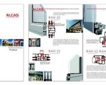 Alcas Broşür Tasarımı