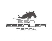 ESN Esenler İnşaat Logo Tasarımı