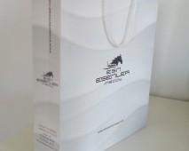 ESN İnşaat Karton Çanta Tasarımı
