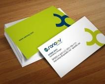 Sanoxy Kartvizit Tasarımı