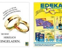 Edeka Insert Tasarımı 2 - Almanya