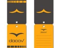 Dacov Etiket Tasarımı 1