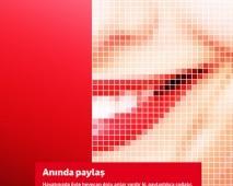 Vodafone Afiş Tasarımı 1 - Almanya