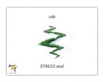 Z Cafe Afiş Tasarımı ve İllüstrasyon 1