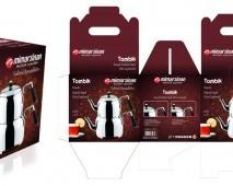 Tombik Çaydanlık Kutu Ambalaj Tasarımı 1
