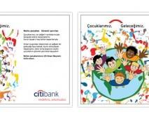 Citibank Gazete ve Dergi İlanı Tasarımı 2 - Almanya