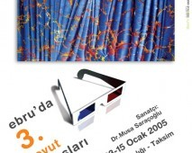 İstanbul Büyükşehir Belediyesi Afiş Tasarımı 2